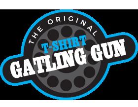 T-Shirt Gatling Gun